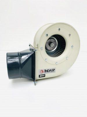 Extractor ventilador centrífugo media presión.