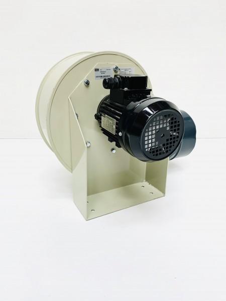 Extractor ventilador centrífugo media presión - motor