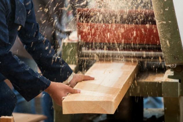 Aspiración industrial sector madera