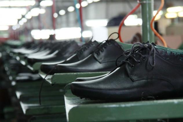 Aspiración industrial sector calzado
