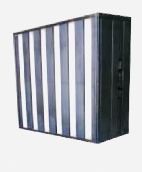 filtros absolutos Hepa de alta capacidad