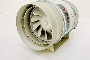 Ventiladores helicocentrifugos de bajo perfil